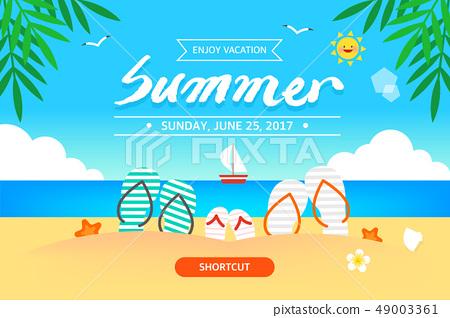 夏季之旅流行 49003361