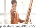 艺术工作室人绘图 49005722