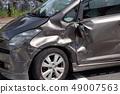 車禍傷口凹痕 49007563