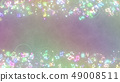 閃閃發光的粒子效果說明 49008511