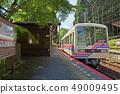 火車離開Koden和Ninose站 49009495