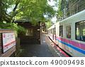 火車進入Kotoden-Ninose站 49009498