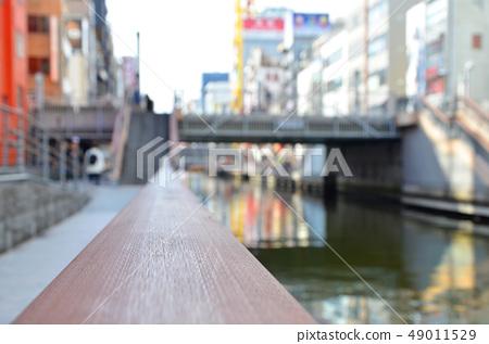 Scenery of Osaka Dotonbori 49011529