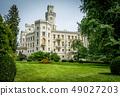 Czech castle Hluboka 49027203