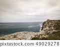 beautiful rocky coast 49029278