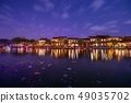 Night view of World Heritage Hoi An 49035702