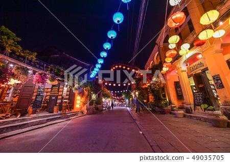 世界遺產會安市都市風景 49035705