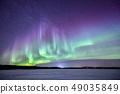 芬蘭的極光 49035849
