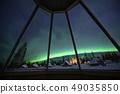 芬蘭的極光 49035850