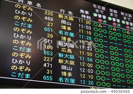 도카이도 · 산요 신칸센 시간표 49036488