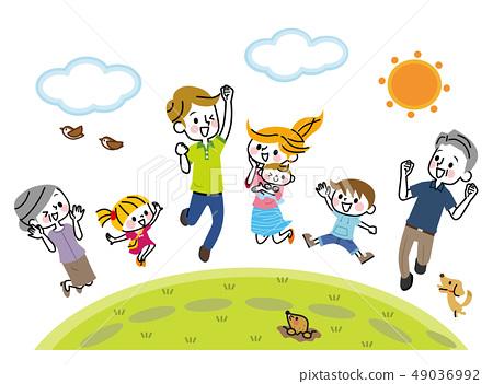 三代家庭跳 49036992