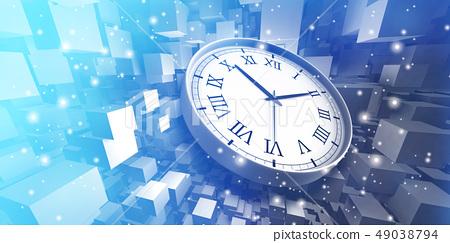 時鐘系列 49038794