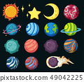 Different planets in solar system 49042225