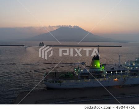 黎明的櫻島 49044756