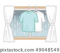 雨季的窗戶 49048549