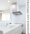 新建住房LDK的系統廚房 49050482