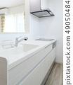 新建住房LDK的系統廚房 49050484