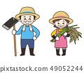 ผู้ชายและผู้หญิงของชาวนา 49052244