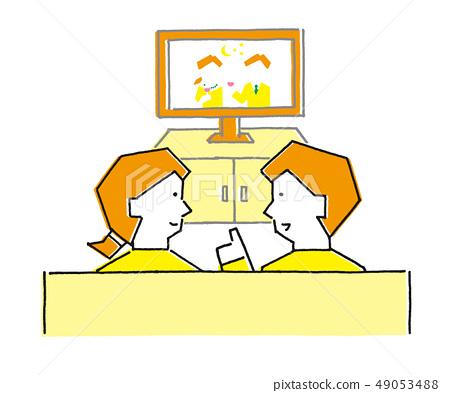 電視,手錶(Touch A) 49053488