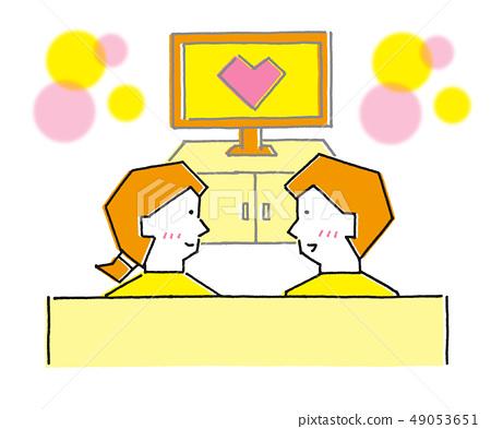 電視,手錶,愛情電影版(Touch A) 49053651