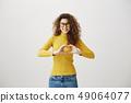 หัวใจ,หญิงสาว,ภาพเหมือน 49064077