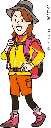 등산 의류 여성 49067193