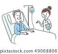 住院和护士 49068806