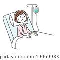 被住院的少婦 49069983
