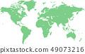 세계지도 도트 1b 49073216