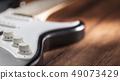 elecric guitar 49073429
