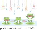 테루 테루 보즈와 개구리 49079216