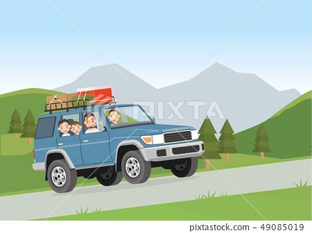 家庭汽車營地 49085019