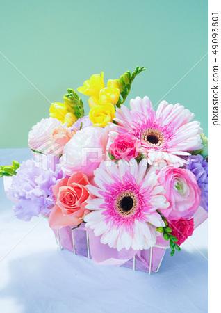 Spring flower gift 49093801