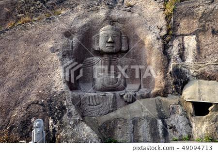 불교의, 돌부처 49094713