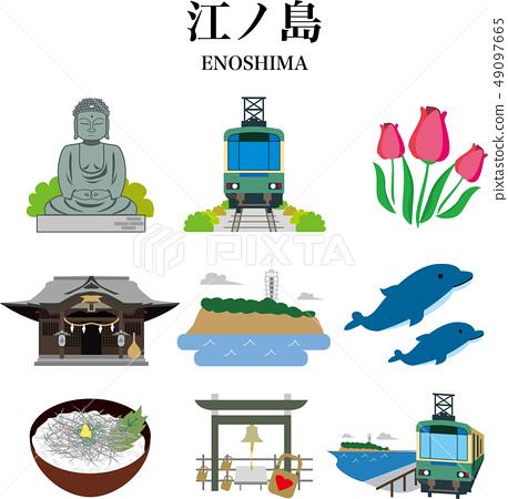 江之島 49097665