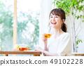 年輕的女士(紅茶) 49102228