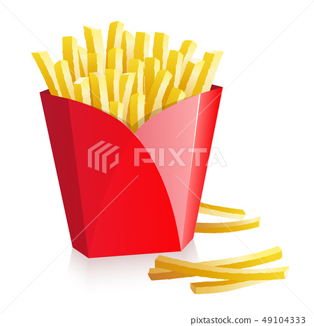 French fries 49104333