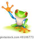 Little tree frog 49106773