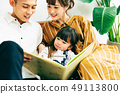 Family picture book child 49113800