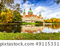 The Hannover City New Town Hall 49115331