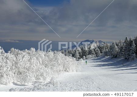 Palcall Tsumagoi Resort-Prestressed Jasper和淺間山(1) 49117017
