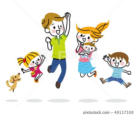 Family Jump 49117100