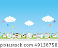 背景材料 - 住房 49136758