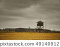 Concentration camp Majdanek in Poland 49140912