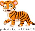 동물, 벡터, 아기 49147619