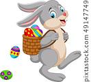 달걀, 벡터, 만화 49147749