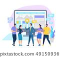 Corporate Education, Business Skills Improvement 49150936