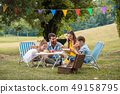 picnic, family, children 49158795