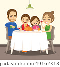 Family Dinner Delicious Roasted Chicken 49162318