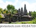 Taman Ayun Temple in Bali, Indonesia 49164709
